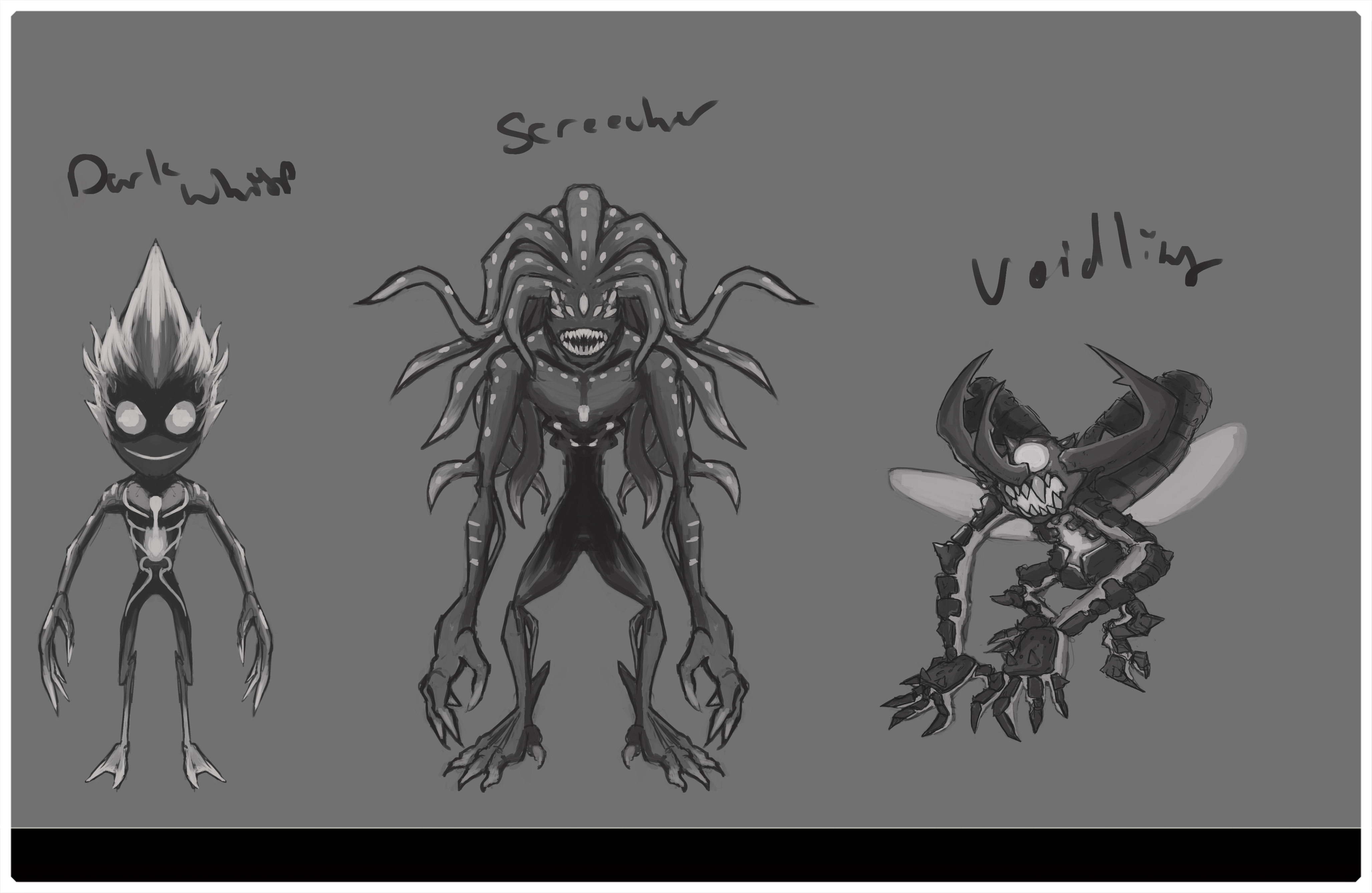 Void unit concept art